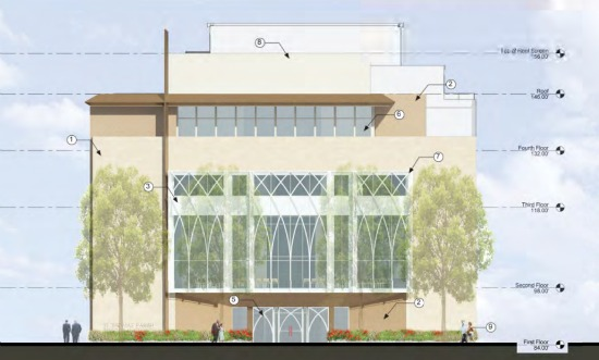 New Renderings of the St. Thomas' Parish Church Redevelopment: Figure 4