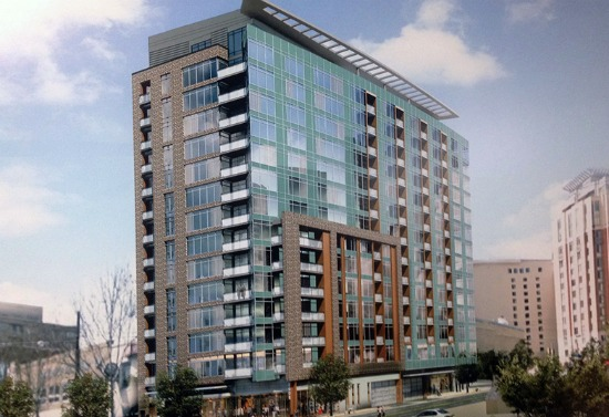 Douglas Development Plans 130-Unit Mixed-Use Development in Bethesda: Figure 1