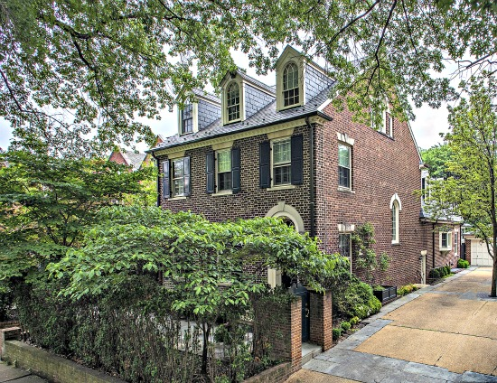 Donald Rumsfeld's Kalorama Digs Hit the Open Market: Figure 1