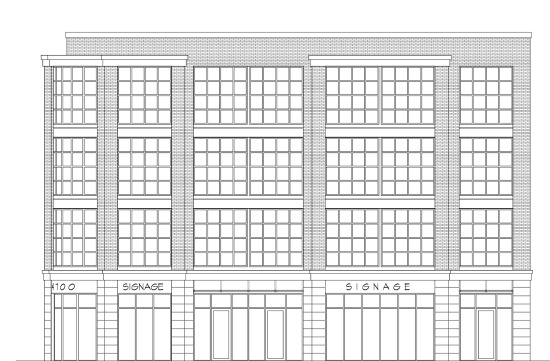 20 Units Coming to Steak 'n Egg Site in Tenleytown: Figure 2