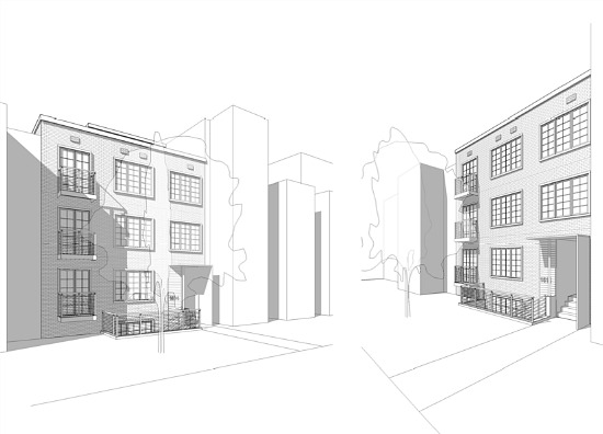 9-Unit Project Planned For Former Halfway House in Shaw: Figure 2