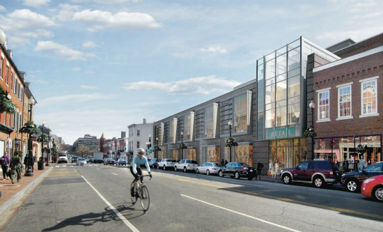 140 Micro-Units Planned For M Street in Georgetown: Figure 2