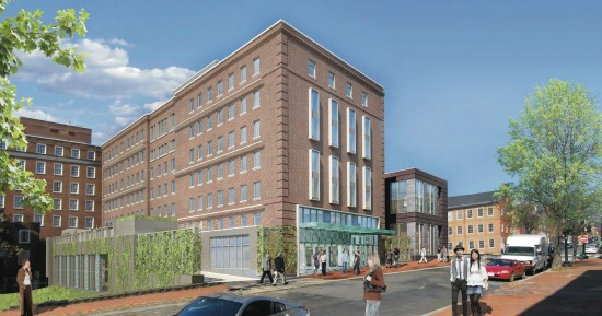 140 Micro-Units Planned For M Street in Georgetown: Figure 5