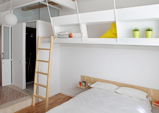 A Micro-Unit For Two in Barcelona: Figure 1