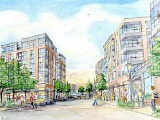 280 Units With Retail Coming to Metro's Brookland Site