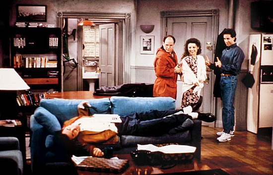 Could Seinfeld Really Pay His Rent?: Figure 1