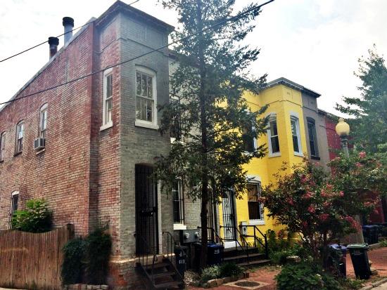 DC's Hidden Places: Warner Street: Figure 1