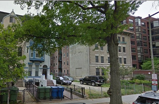 8-Unit Residential Project Planned For Kenyon Street: Figure 1