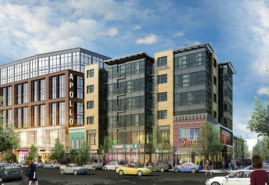 New 26-Unit Project Planned Adjacent to H Street Whole Foods: Figure 1