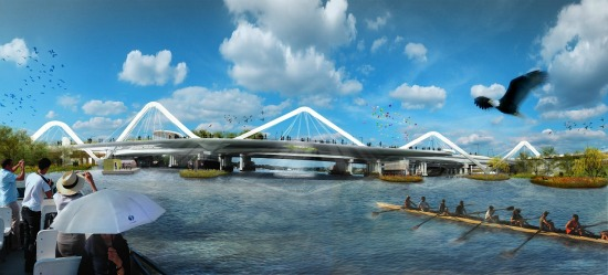 OLIN, Balmori Designs Top 11th Street Bridge Park Poll: Figure 3