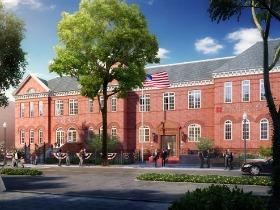 DC Picks Team to Redevelop Grimke School Near U Street