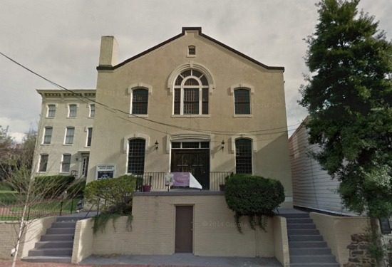 Georgetown Church Design Clears Zoning After Negotiating with Neighbors: Figure 1