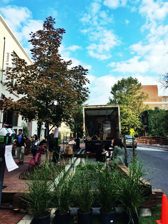 Parklets Sprout Up in the District, from NoMa to Georgetown: Figure 2