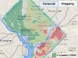 WalkScore Debuts Neighborhood-by-Neighborhood Crime Grade Rating System