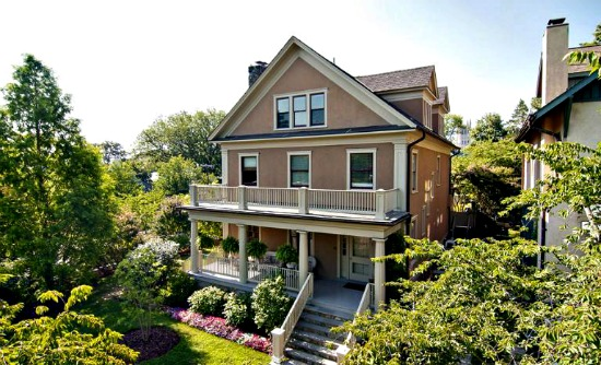 NYT Columnist David Brooks' Cleveland Park Home Finds a Buyer: Figure 1