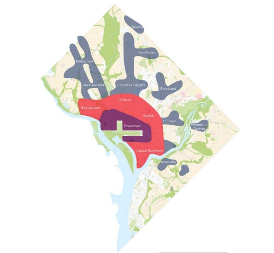 DC Parking Study Proposes Rules that Change from Neighborhood to Neighborhood: Figure 1