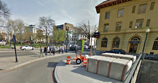 Dupont Circle Park Gets Green Light, Will Be Finished by End of 2014: Figure 2