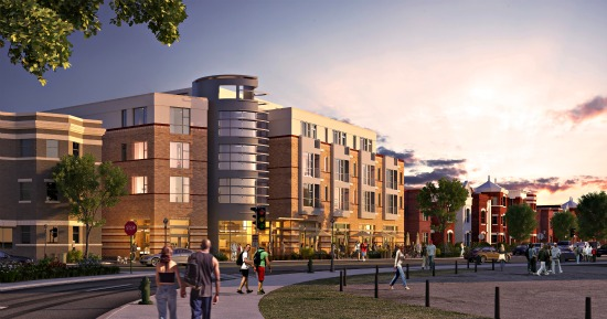 Developer Proposes 40 Units and Retail For Sought-After Florida Avenue Site: Figure 1