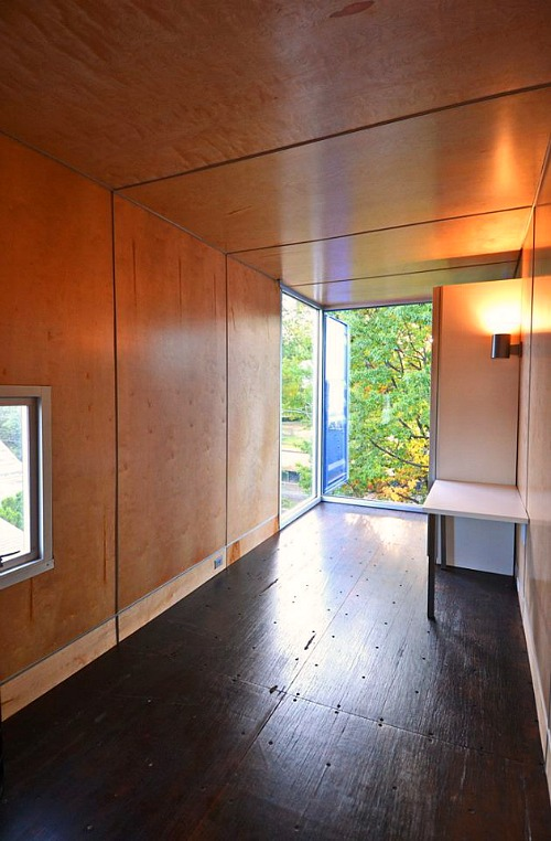 A Look Inside DC's Shipping Container Apartments: Figure 7