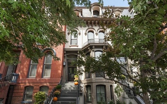 Restaurateur David Winer's Shaw Rowhouse Hits the Market for $2.395M: Figure 1
