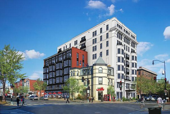 71-Unit Project on 11th Street Aims to Deliver in Early 2016: Figure 1