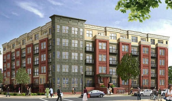 The 1,076 Units Coming to the H Street Corridor: Figure 11