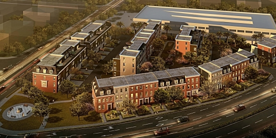 Luxurious New Urban Townhomes in the Heart of Fairfax at Ridgewood by NVHomes: Figure 1