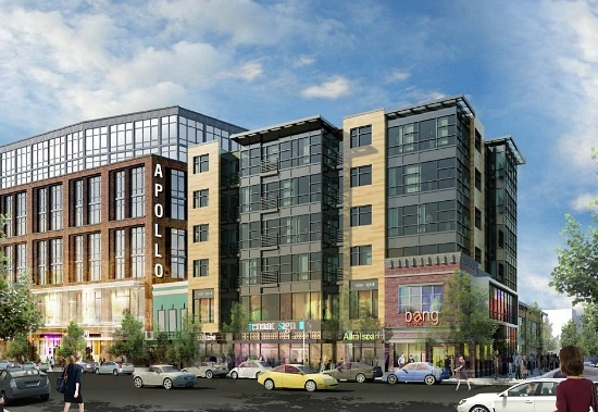 The 1,076 Units Coming to the H Street Corridor: Figure 7