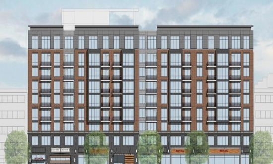 The 1,076 Units Coming to the H Street Corridor: Figure 6