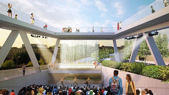 The Winning Design for DC's 11th Street Bridge Park: Figure 3