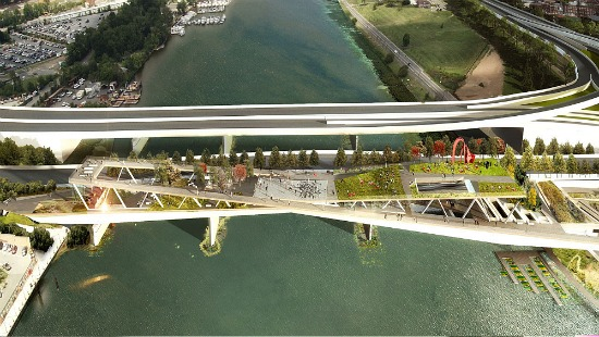 The Winning Design for DC's 11th Street Bridge Park: Figure 4