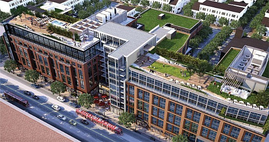 The 1,076 Units Coming to the H Street Corridor: Figure 5