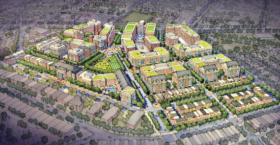 The 4,300 Units Coming to Eckington and the Rhode Island Avenue Corridor: Figure 2