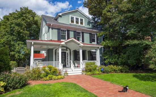 Best New Listings: A Big Bay Window on Capitol Hill and a Chevy Chase Dream Home: Figure 2