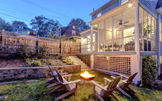 Best New Listings: The Perfect Backyard in Chevy Chase DC: Figure 3