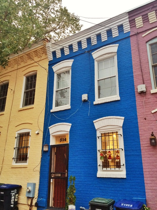 DC's Hidden Places: Groff Court: Figure 4