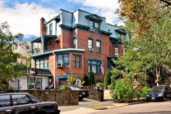 Woodley Park Bed and Breakfast to Hit the Auction Block: Figure 1
