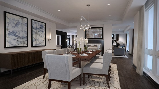A Look at the DC Area's Most Expensive Penthouse: Figure 7
