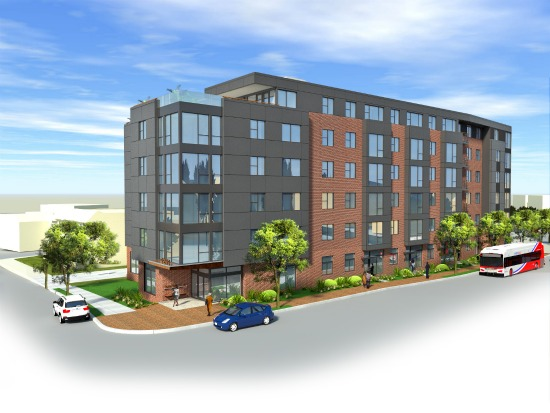 Four Points' 70-Unit Anacostia Project Moves Forward: Figure 1
