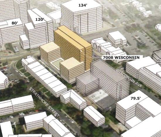 The 1,700+ Residential Units Coming to Downtown Bethesda: Figure 11