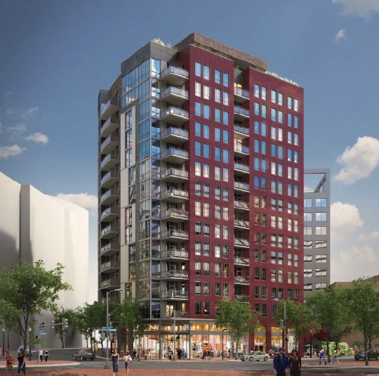 The 1,700+ Residential Units Coming to Downtown Bethesda: Figure 14