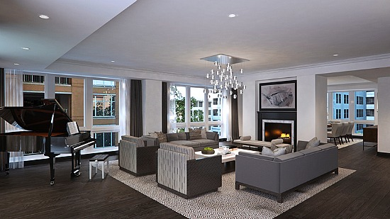 A Look at the DC Area's Most Expensive Penthouse: Figure 2