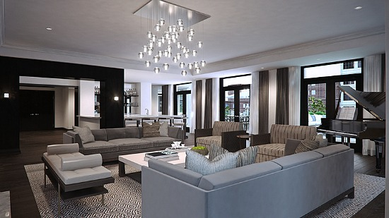 A Look at the DC Area's Most Expensive Penthouse: Figure 6