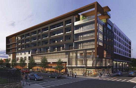 319-Unit Development Planned For U Street Corridor Moves Ahead: Figure 1