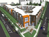 178-Unit Affordable Rental Building and Row Houses Planned For Ward 7