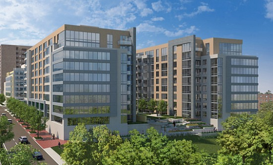 The 1,700+ Residential Units Coming to Downtown Bethesda: Figure 3