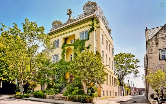 D.C.'s Most Expensive Airbnb Listing? A Massive Former Rectory: Figure 1