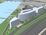 First Phase of 670-Unit Anacostia River Development Gets Approval