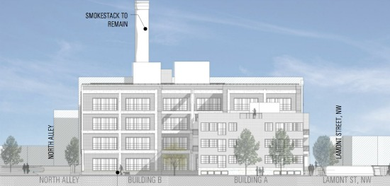 225-Unit Project Planned For Linens Building Gets Green Light: Figure 1