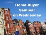 Home Buyer Seminar this Wednesday